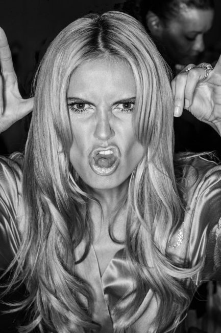 Heidi Klum, Miami, 2008 by Russell James
