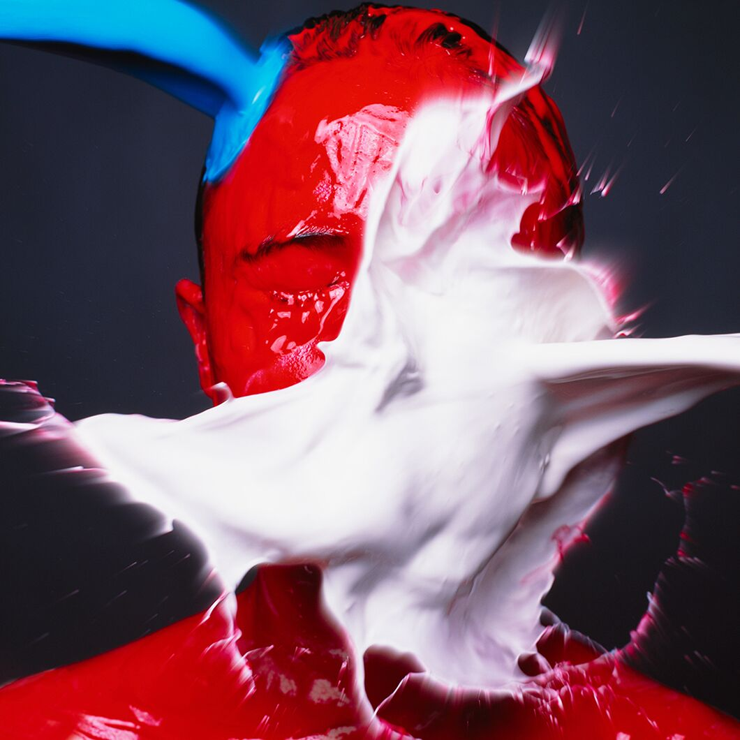 Red White and Blue by Tyler Shields