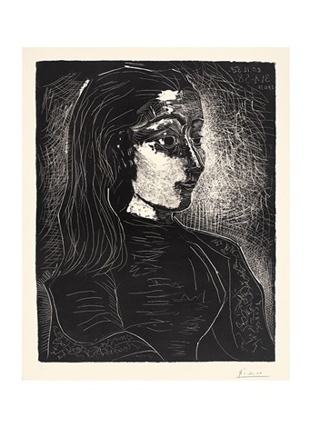 Linocut Series by Picasso, Linocut Series by Picasso