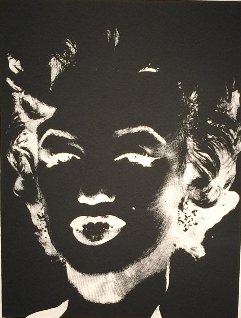 Andy Warhol Marilyn Monroe (Marilyn) Reversal Series