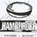 Hamburger by Andy Warhol