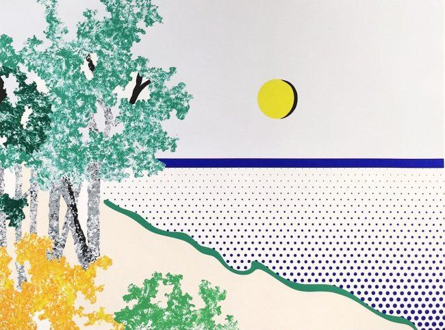 Roy Lichtenstein: Harmony in Nature, Roy Lichtenstein: Harmony in Nature