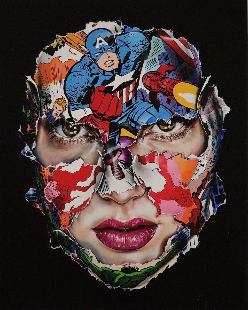 La Cage Rouge by Sandra Chevrier