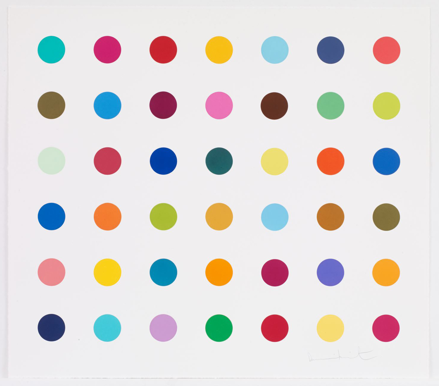 Lactulose By Damien Hirst For Sale Guy Hepner