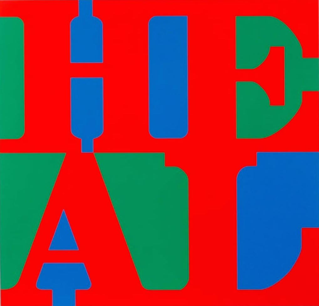 heal by robert indiana