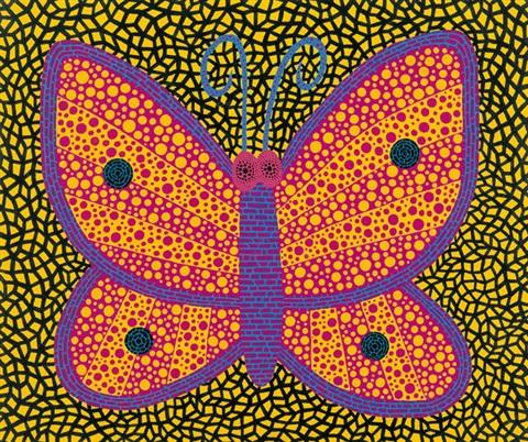 yayoi-kusama-butterfly