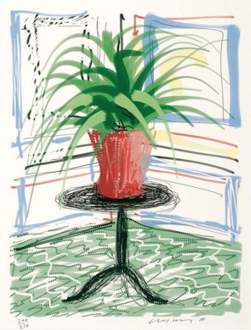 David Hockney: iPad Drawings, David Hockney: iPad Drawings