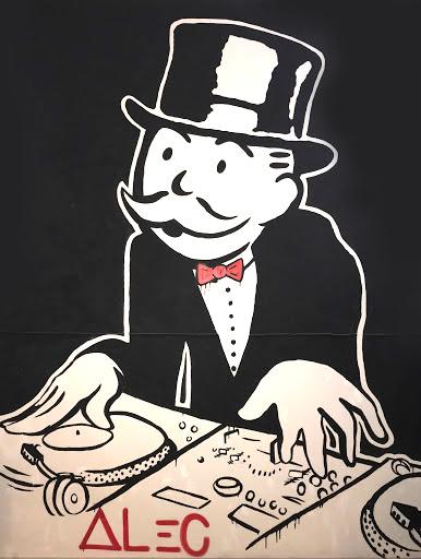 DJ by Alec Monopoly