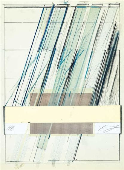 Untitled 1973 by Cy Twombly