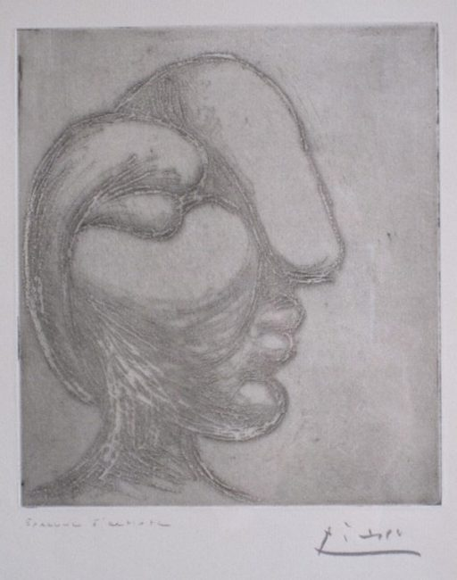 Picasso, The History of Picasso's Printmaking Part I: 1904 – 1939