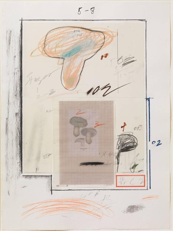 Natural History Part I number III by Cy Twombly