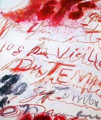 cy twombly prints - guy hepner