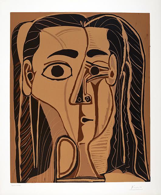 Grande Tete de Femme by Pablo Picasso