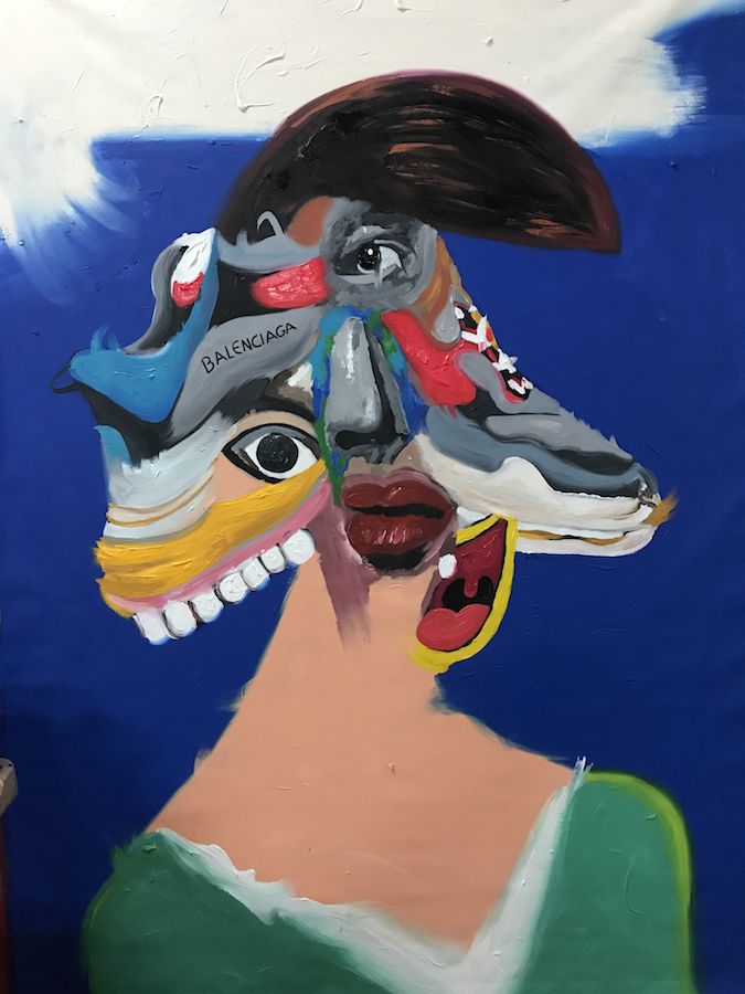 Balenciaga by John Paul Fauves