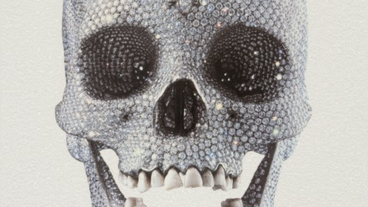 Damien Hirst Death And Mortality Guy Hepner Art Gallery Prints For Sale Chelsea New York City