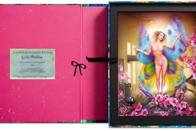 David LaChapelle Art Editions Book Image 2
