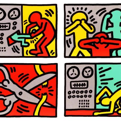 71b4469fb806 Keith Haring and the Pop Shop