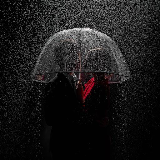 Under the Rain by Tyler Shields