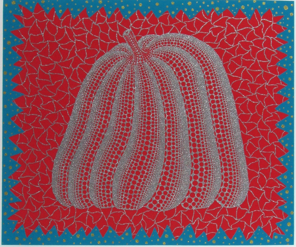 Pumpkin (Ⅱ) from Eternal Love by Yayoi Kusama