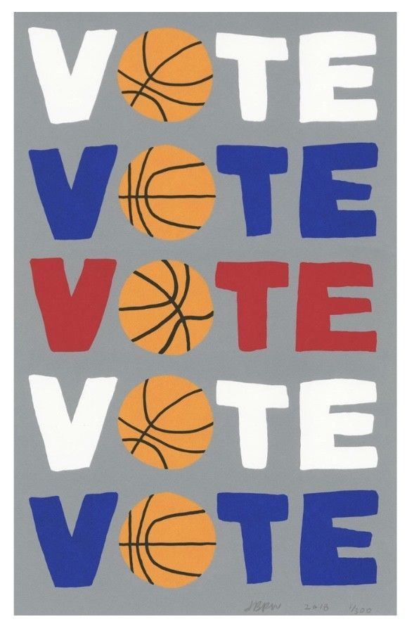 Vote By Jonas Wood