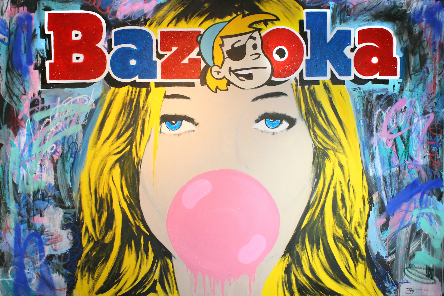 Bazooka Oil Stick by Jojo Anavim
