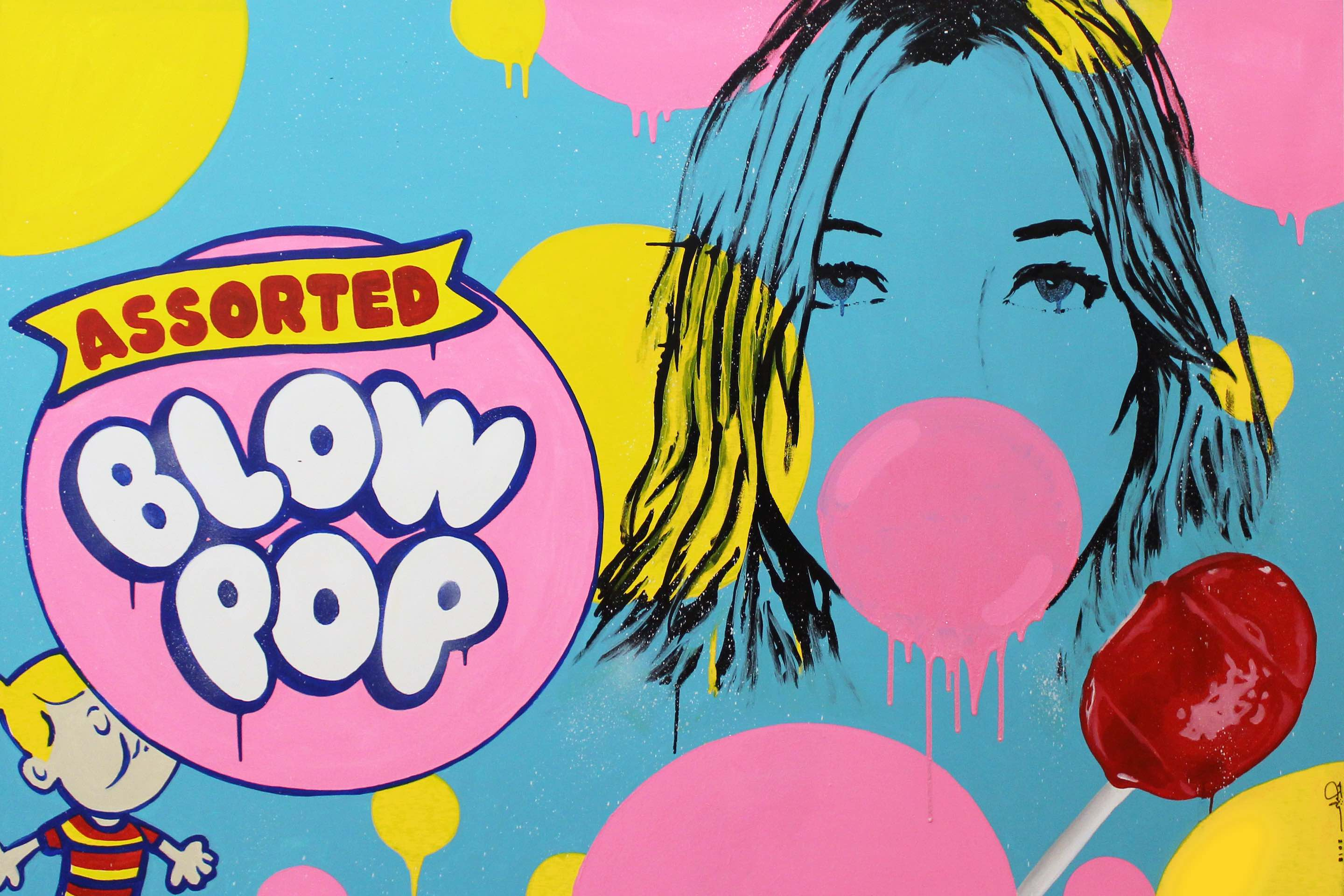 BlowPop by Jojo Anavim