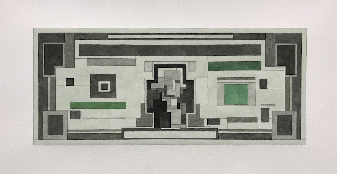 Dollar Bill by Adam Lister