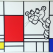 Hello Mondrian by Jean-Paul Donadini