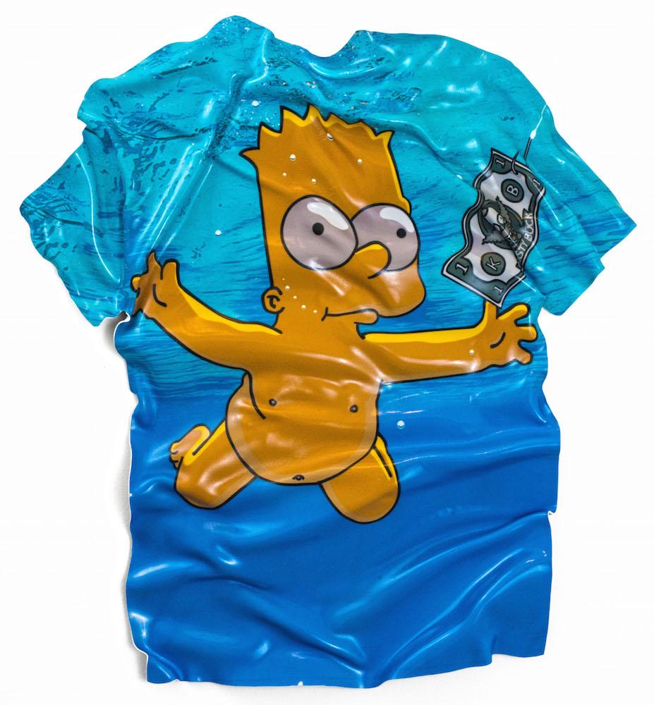 Nevermind Bart by Santlov
