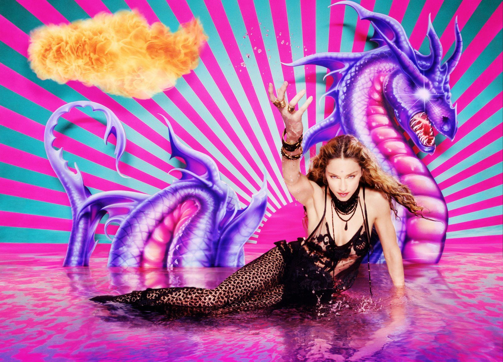 Furious Seasons by David LaChapelle