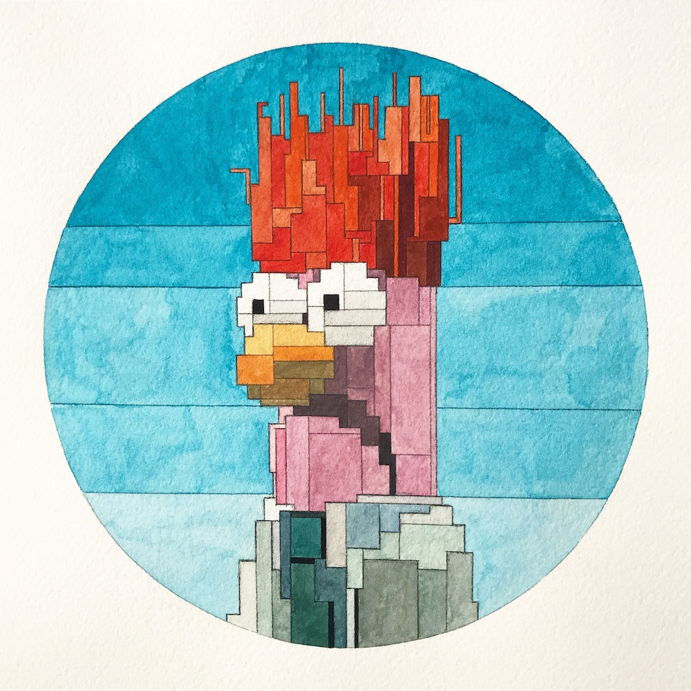 Beaker by Adam Lister
