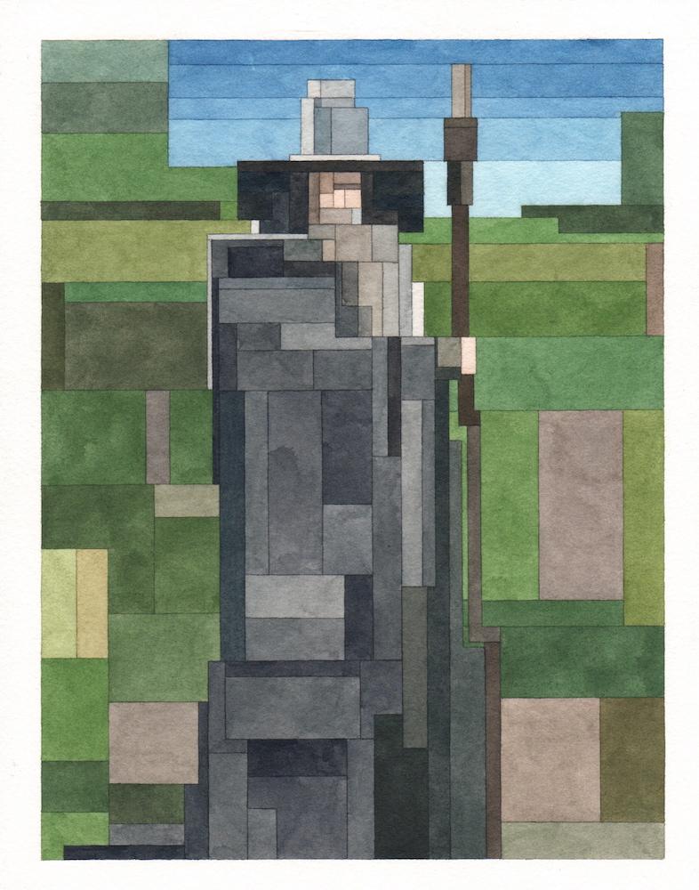 Gandolf by Adam Lister