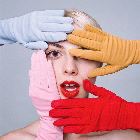 Gloves by Tyler Shields