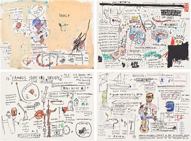 Jean-Michel Basquiat: The Complete Sets, Jean-Michel Basquiat: The Complete Sets