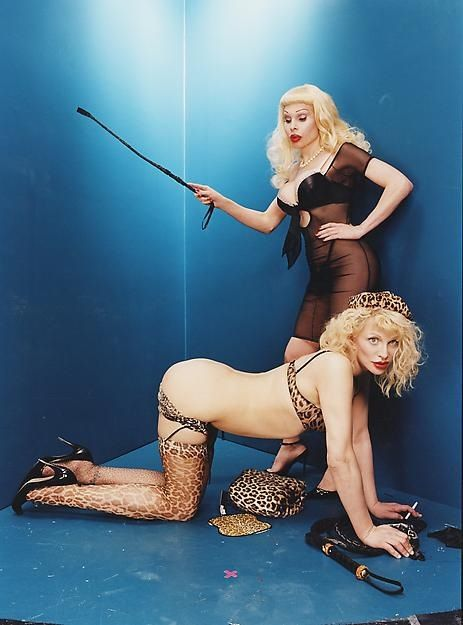 Posed Discipline by David LaChapelle