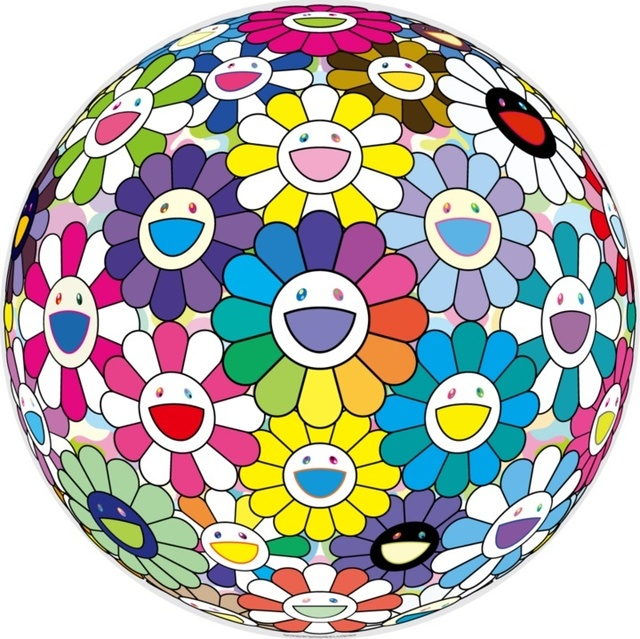 Prayer at the Festival by Takashi Murakami