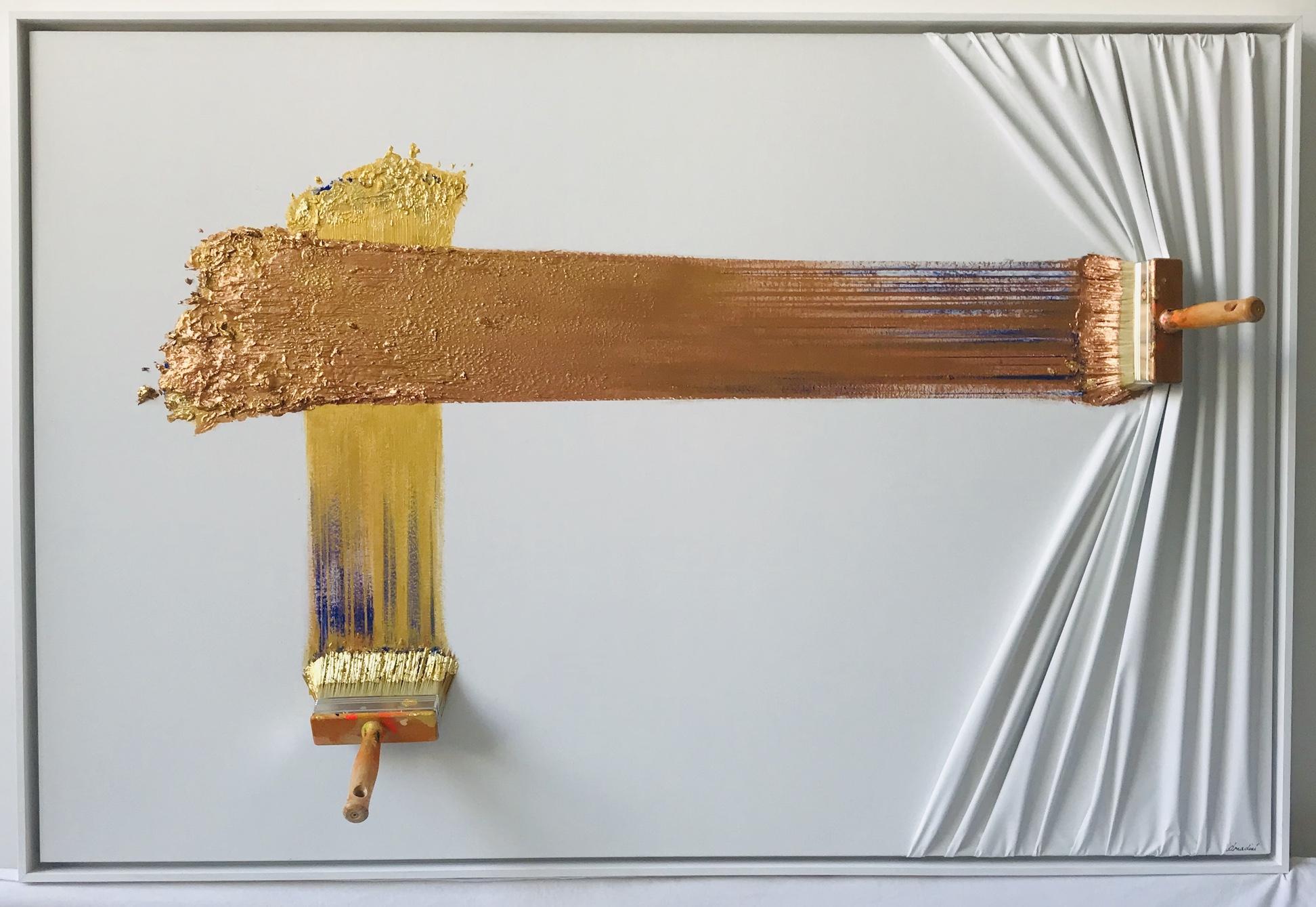 Brosses arrêtées Gold by Jean-Paul Donadini (5)