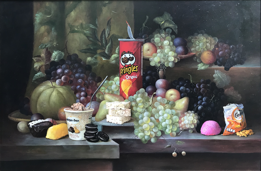 Calorie Composition II by Dave Pollot (1)