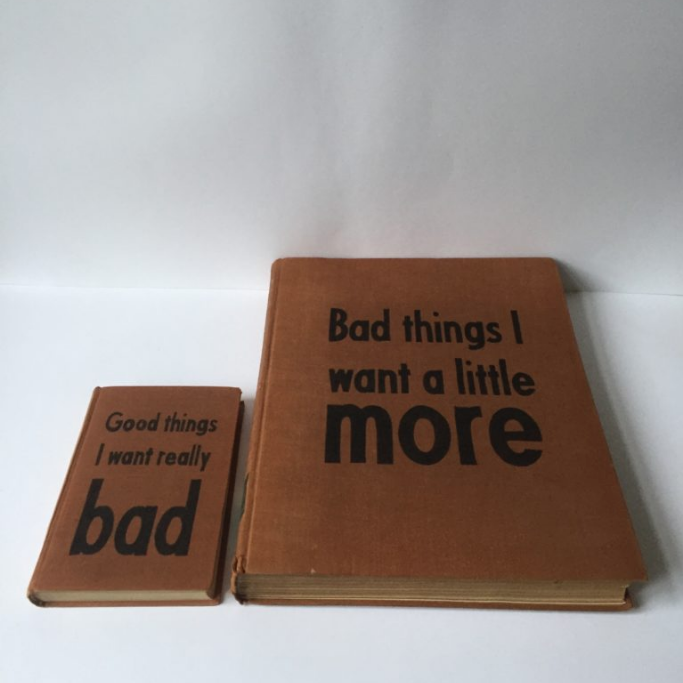 Good Things and Bad Things by Johan Deckmann