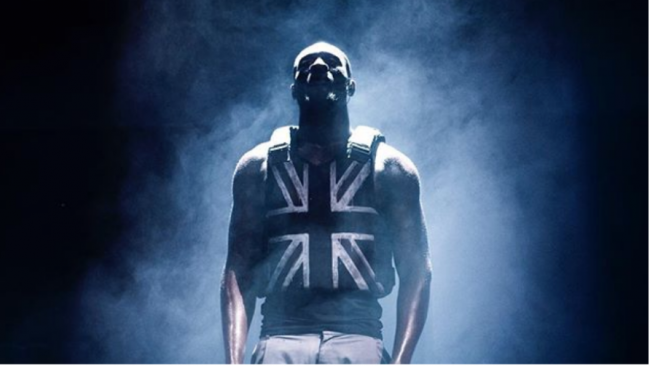 Stormzy's Stab Proof Vest by Banksy