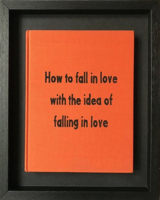 The Idea of Falling In Love by Johan Deckmann