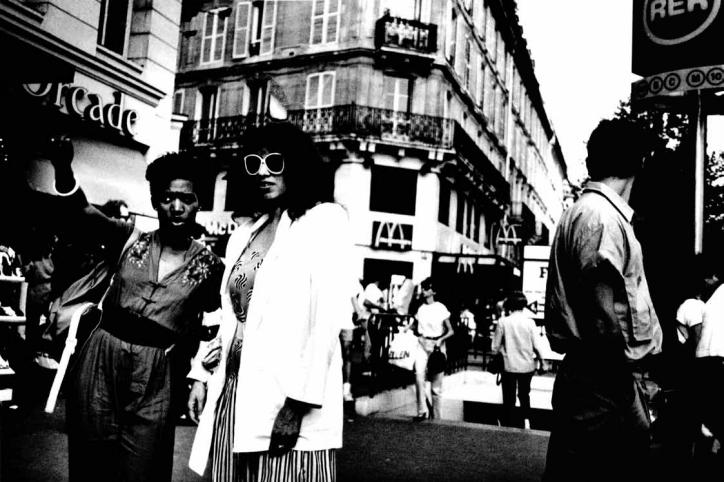Paris, 1988 – 1989 by Daido Moriyama