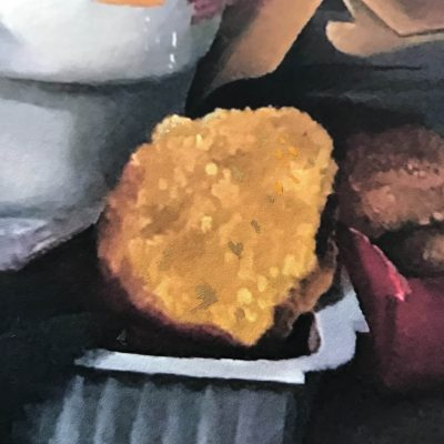 Calorie Composition I with Extra Cheese by Dave Pollot detail 3
