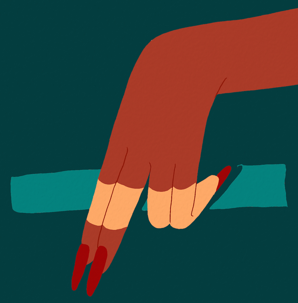 Island Hand by Ben Evans
