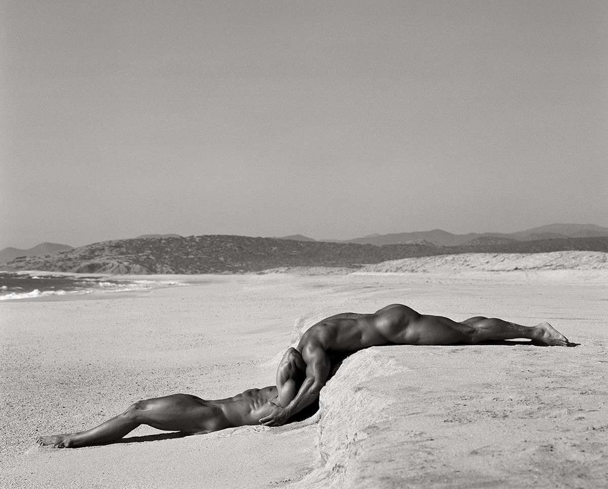 Duo I by Herb Ritts