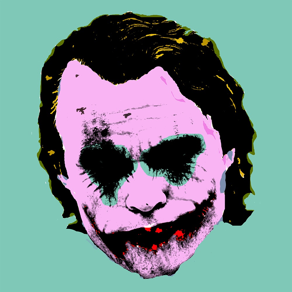 Warhol Joker by Santlov