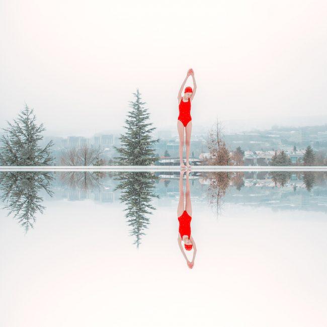 Horizon II by Maria Svarbova