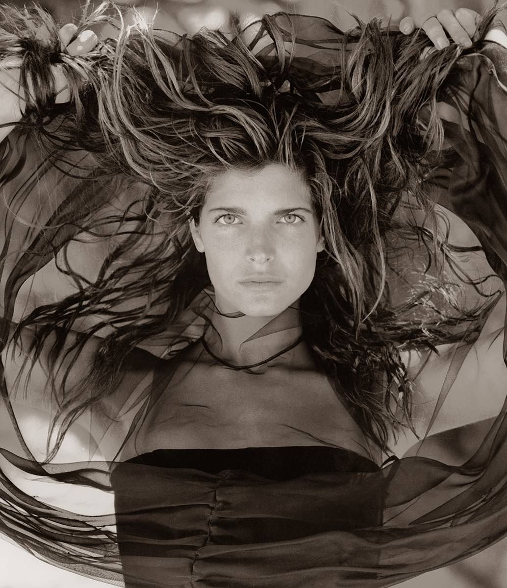 Stephanie Nature Story by Herb Ritts