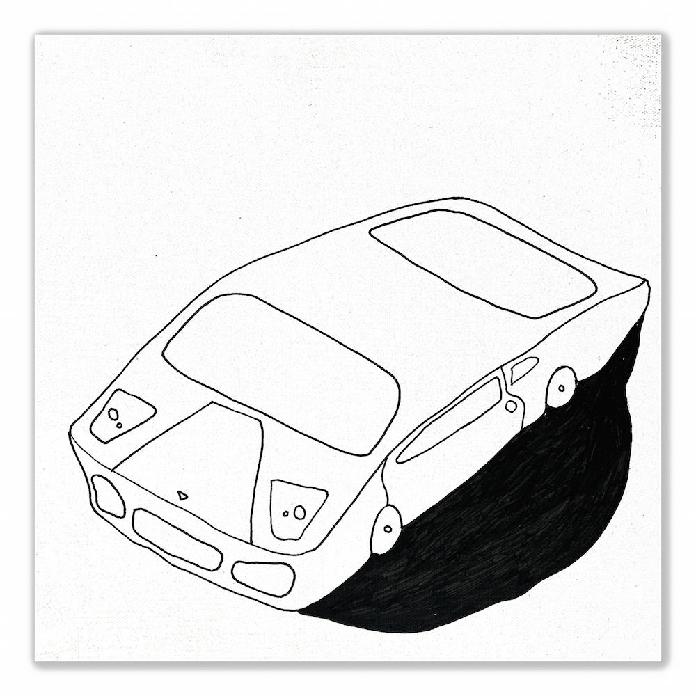 Car by Ben Evans