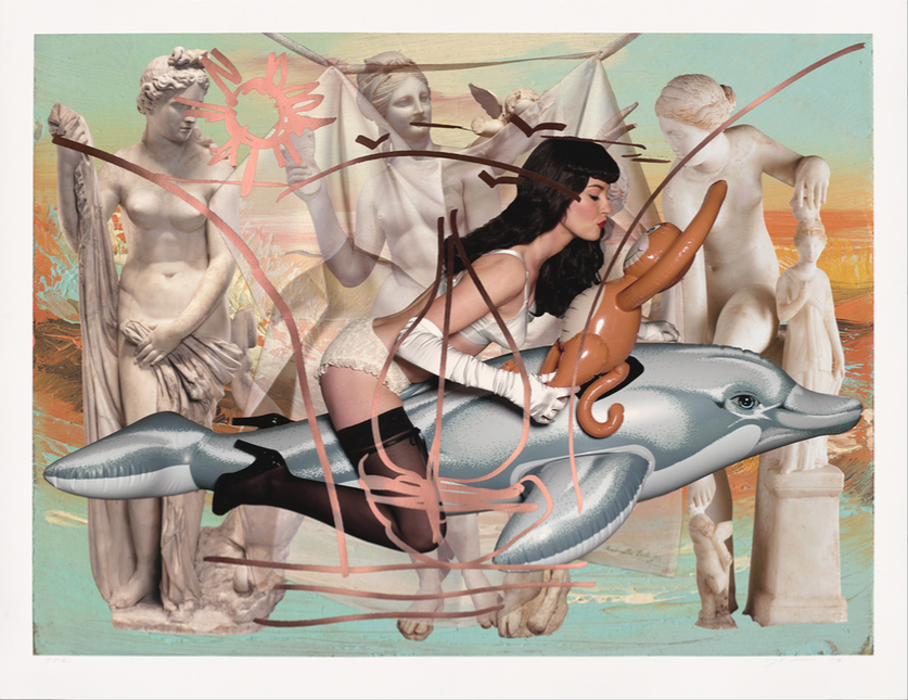 Antiquity 3 by Jeff Koons